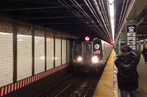 The 12 Terrible People You'll Meet On TheSubway