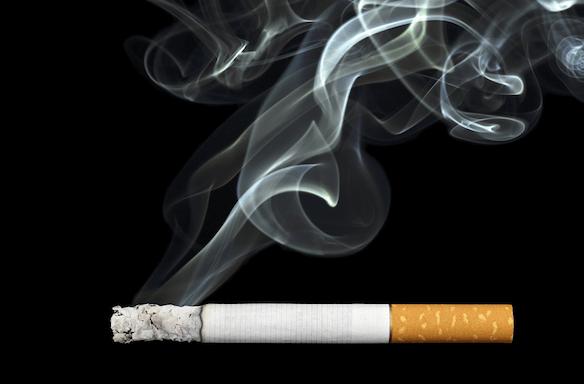 Dear Cigarette: I Want ADivorce
