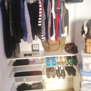 7 Reasons To Ditch The Floordrobe And Create A Capsule Closet