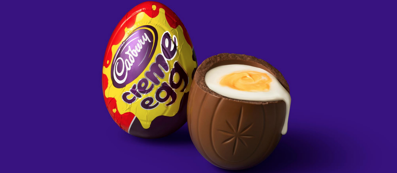 Cadbury Creme Egg's Facebook Page