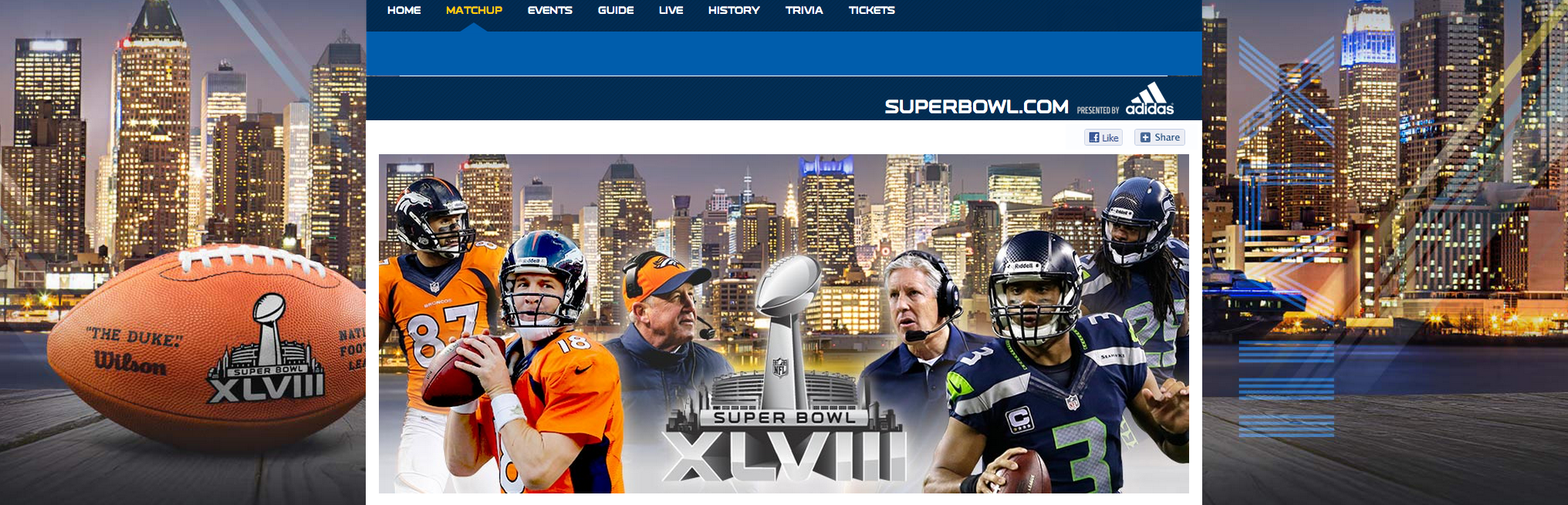 nfl.com/superbowl