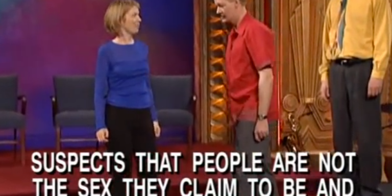 12 Funniest Whose Line Is It Anyway? Skits Of AllTime