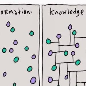Information Vs. Knowledge Vs. Experience