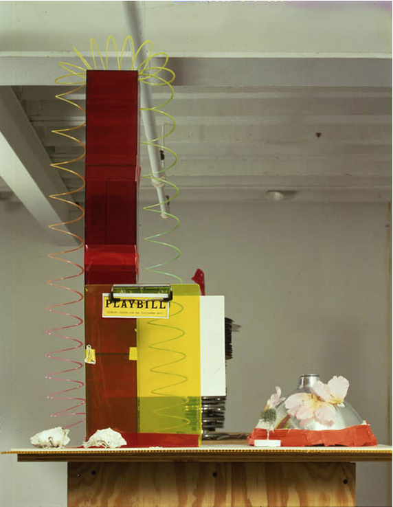 Isa Genzken , Fuck the Bauhaus (# 4), 2000 Private Collection, Turin