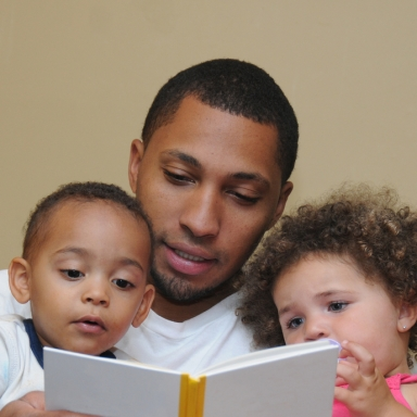 Sorry, Racism: Black Men Are Actually Amazing Dads According To New Study