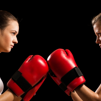 An Open Letter To The Girl Who Punched Me