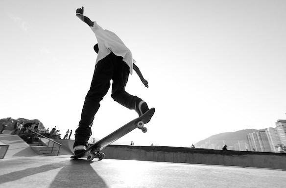 Date A Man WhoSkateboards