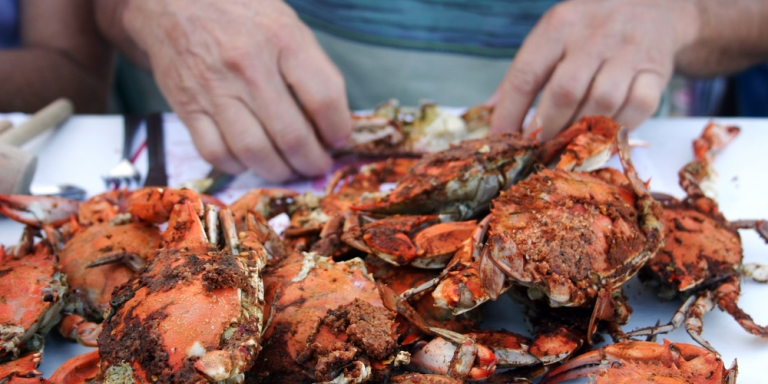 The 9 Things You Must Eat When You're InMaryland