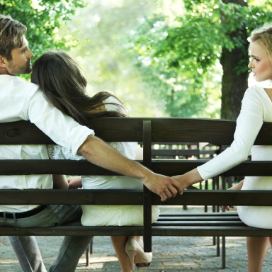 16 Things You Learn When You're The Other Woman/Man