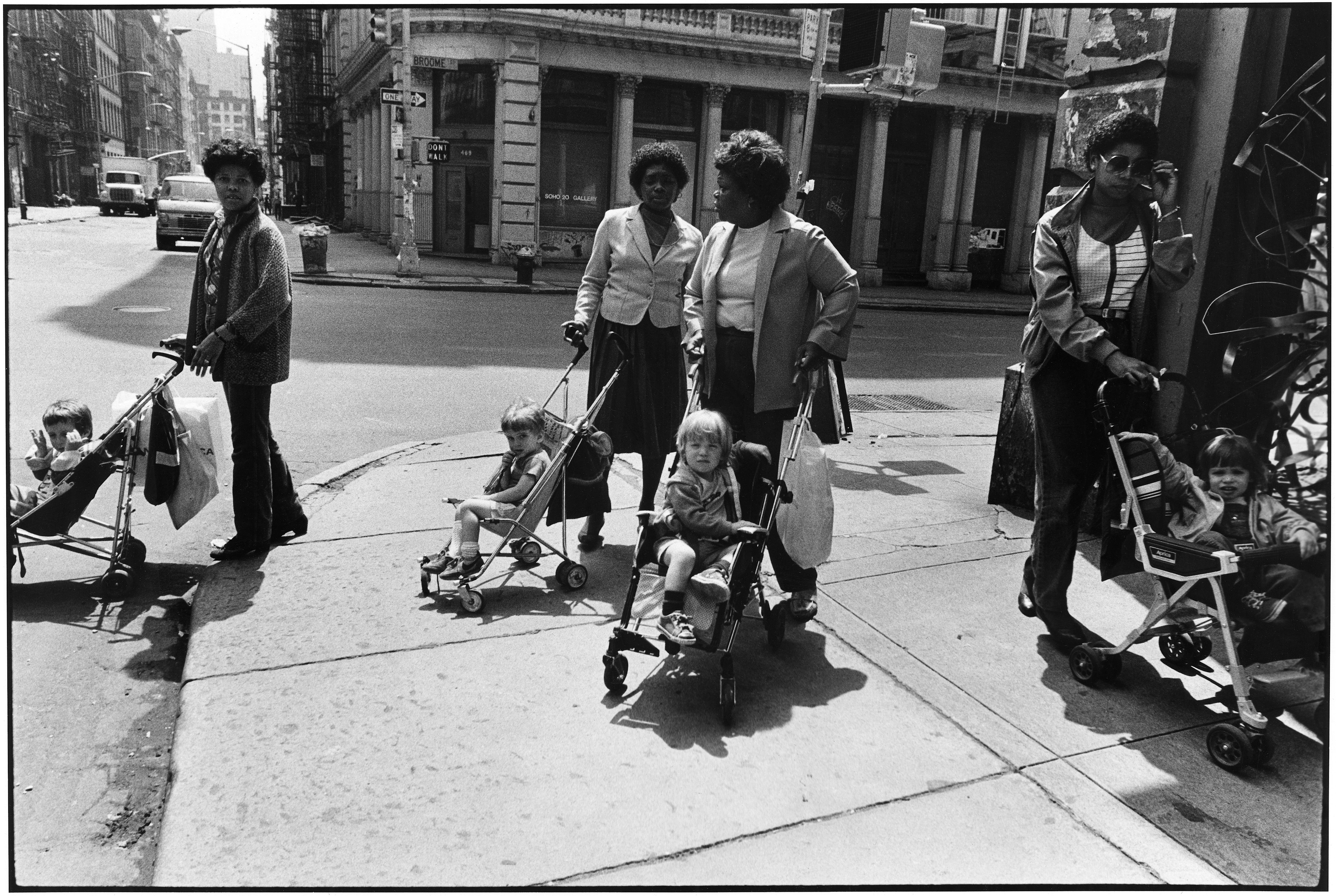soho, nyc, 1983