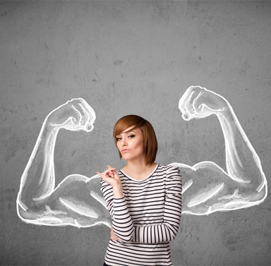 5 Reasons To Be A Strong Woman