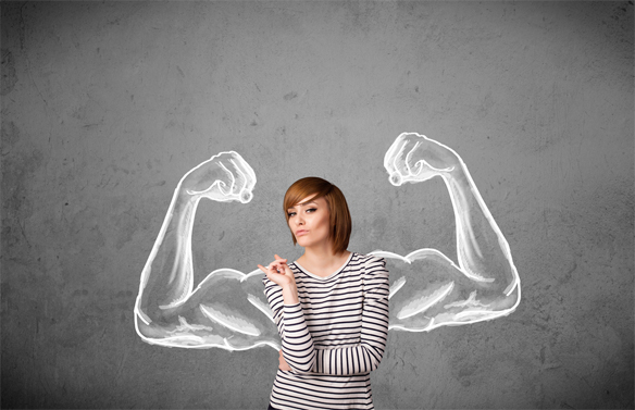 5 Reasons To Be A StrongWoman