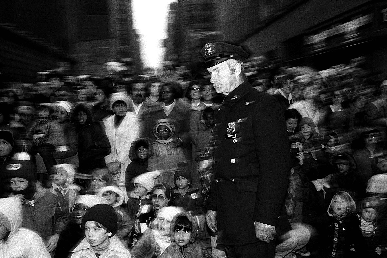 Thanksgiving Parade, 1978 Richard Sandler Photography