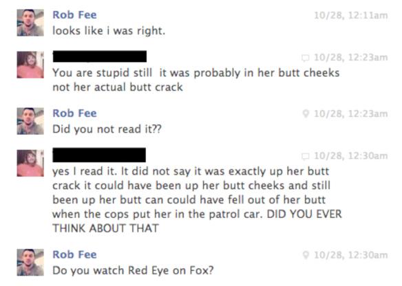 The Weirdest Person Ever Encountered On Facebook