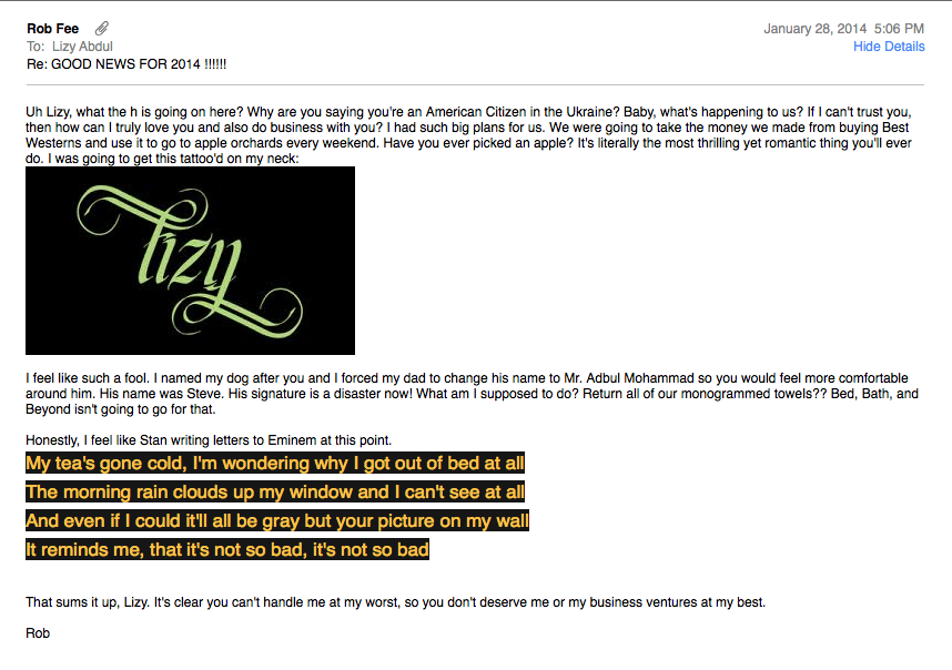 Here's The Amazingness That Happens When You Respond To Scam, Junk Emails