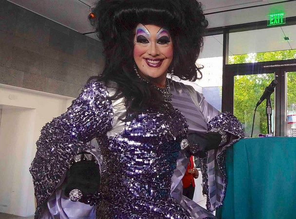 An Exclusive Interview With Peaches Christ, San Francisco DragRoyalty