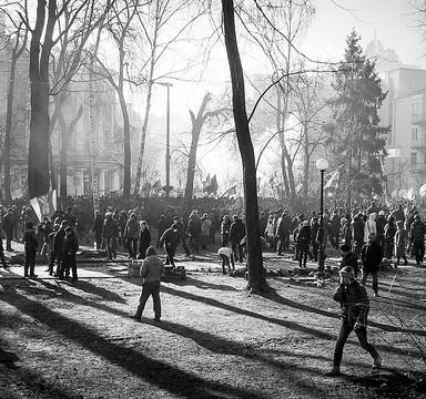Ukraine Update: Hundreds Injured, Uneasy Truce Declared