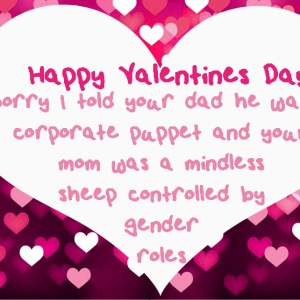15 Very Specific Valentine's Day Cards I Made Just For You