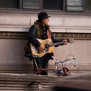 I'm Living In The Man's World, But I'm Still A Hippie At Heart