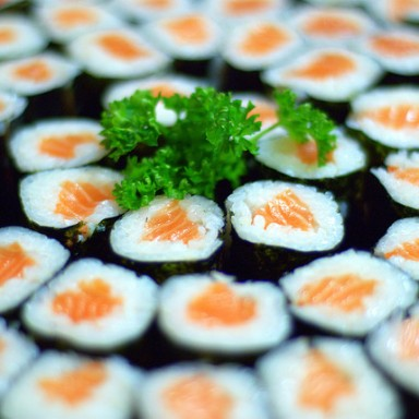 16 Sushi Rolls That You Wouldn't Mind Putting In Your Mouth