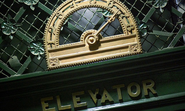 WHAT IS UP WITH ELEVATORS,OMFG