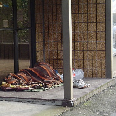 Homelessness Can Be Solved. The Problem Is That We Consider Housing To Be A Privilege.