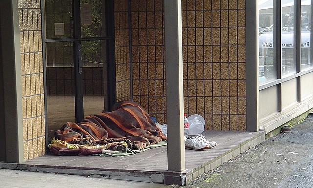 Homelessness Can Be Solved. The Problem Is That We Consider Housing To Be APrivilege.