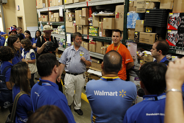 image - Flickr / Walmart Corporate