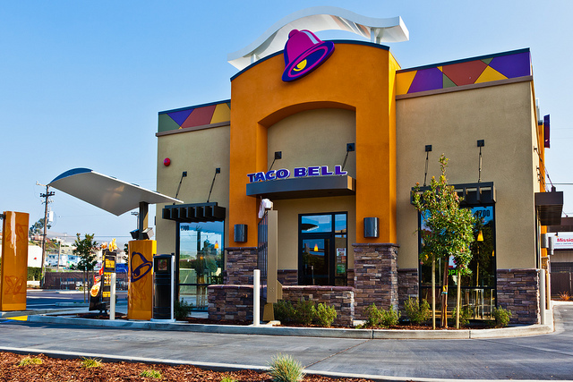 All hail the glory that is Taco Bell.  image - Flickr / mikebaird