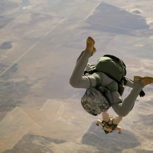 Jumping Out Of Airplanes: How It's Really Like