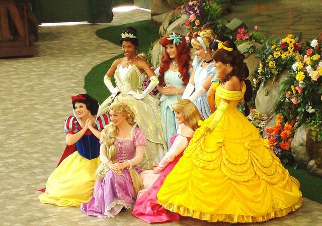 Will Disney Give Girls A Plus-SizedPrincess?