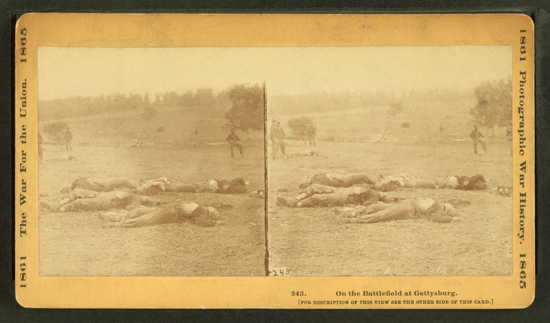 800px-On_the_battlefield_at_Gettysburg._(Union_dead.),_by_Taylor_&_Huntington