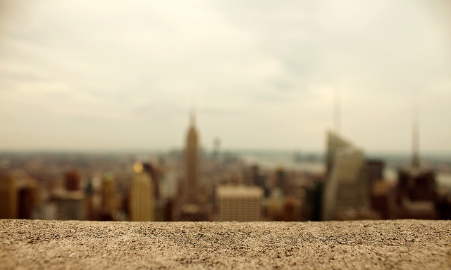 24 Signs You Went To College InNYC