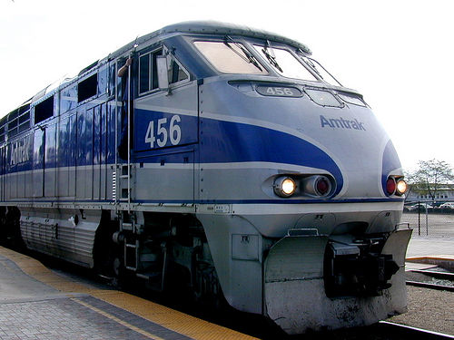 Amtrak Has Mega Awesome Plan To Give Writers FreeRides