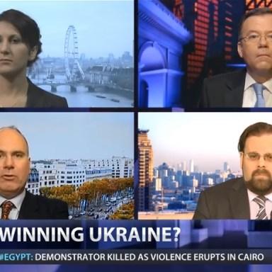 Fact-Checking The Ukrainian Revolution