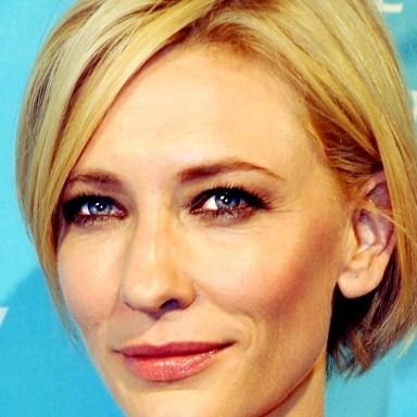 Dear Cate Blanchett: Please Say No To The Oscar