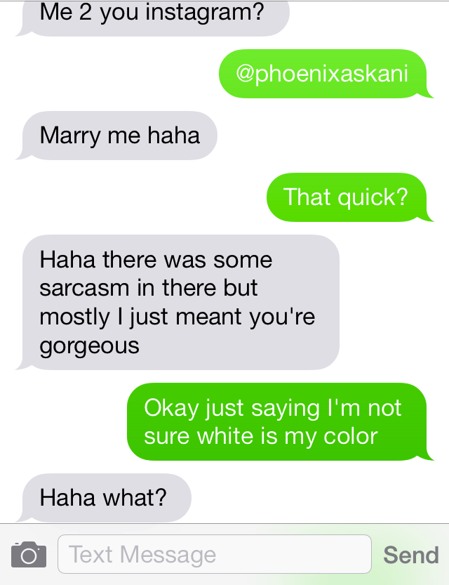 Here's What Texting With A Creepy Guy Looks Like