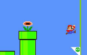 Man Defeats Super Mario Bros. While Scoring Only 500Points