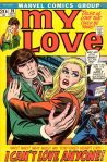 my love comic sept 1972