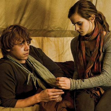 7 Reasons Why Ron And Hermione SHOULD Have Ended Up Together
