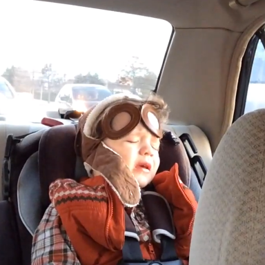 Watch This Adorable Toddler Be Moved To Tears By A Pop Song