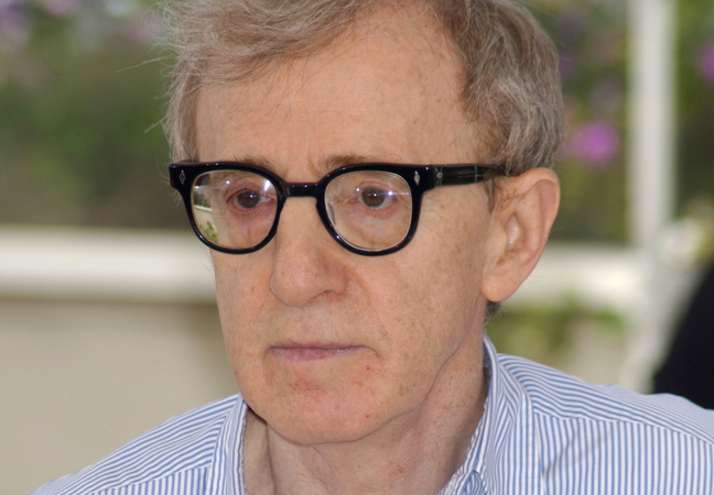 Has Anyone Considered That Maybe Woody Allen Molested That Girl As Satire?