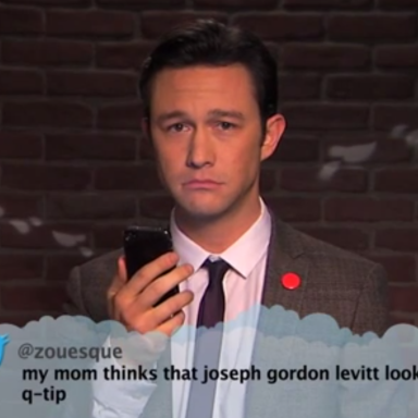 Clooney, Damon, JGL And More Reading Mean Tweets