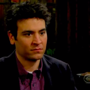 Be Ted Mosby Because It's Worth The Wait