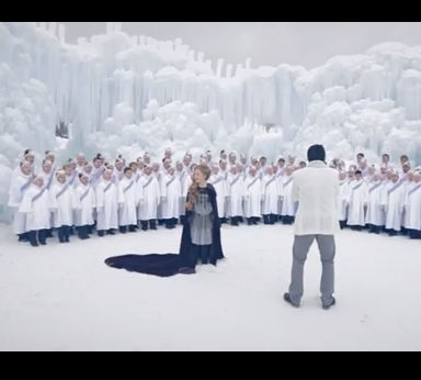 """Watch This Amazing Cover Of Disney's """"Let It Go"""" (Yes, There Is A Children's Choir)"""