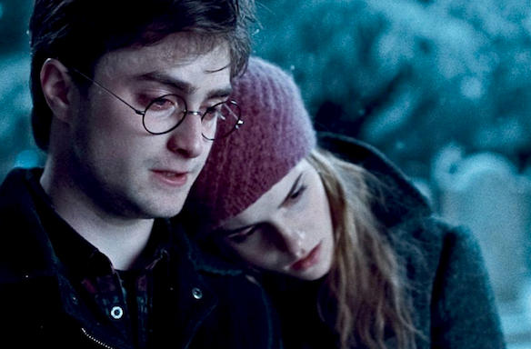 The 4 Things I Realized About Relationships When I Found Out Hermione Was Meant ForHarry