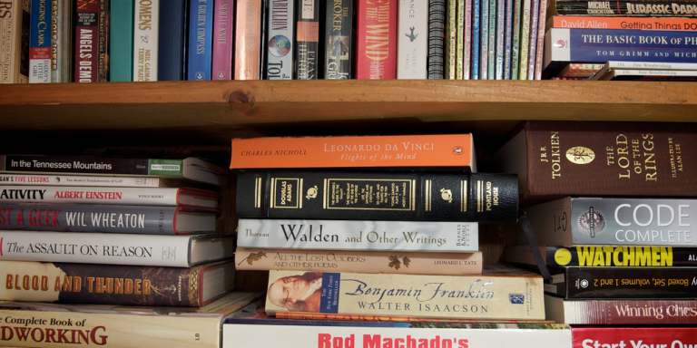 11 Incredible Books That Need To Be On Every Woman'sBookshelf