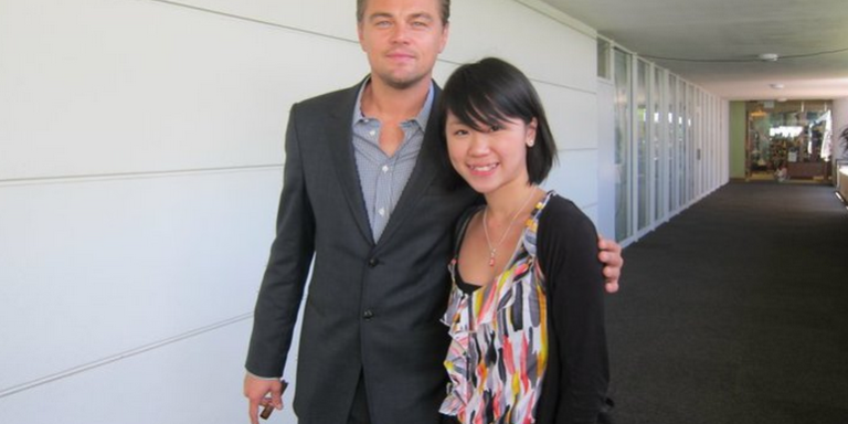 I Cozied Up To Leonardo DiCaprio (But That's Still Not The Best Part of LosAngeles)