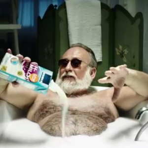Okay, Just WTF Is This German Commercial?