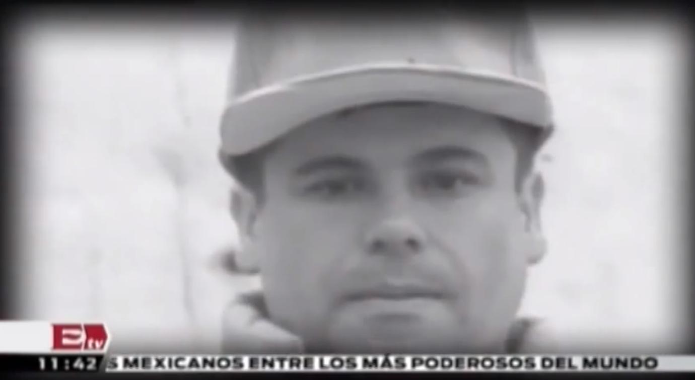 Captura de Joaquín Loera el Chapo Guzmán, ExcélsiorTv
